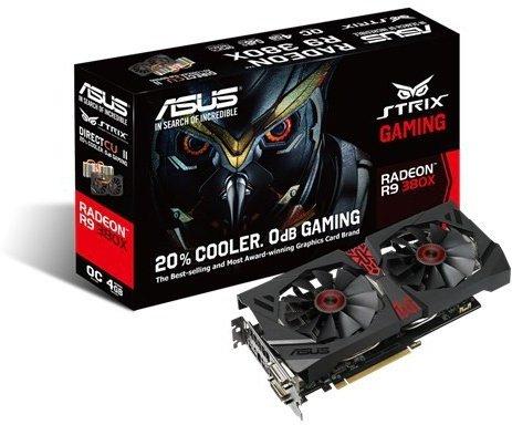 Asus Radeon R9 380X DirectCU II OC