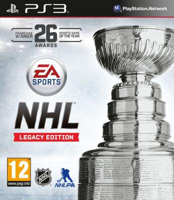 NHL Legacy til PlayStation 3