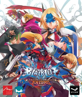 BlazBlue: Continuum Shift Extend til PC