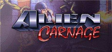 Alien Carnage / Halloween Harry til PC