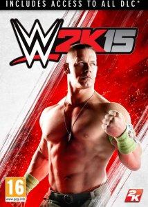 WWE 2k15 til PC