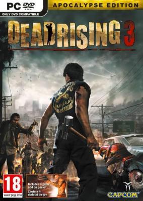 Dead Rising 3 Apocalypse Edition til PC