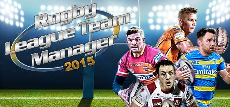 Rugby League Team Manager 2015 til PC