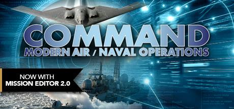 Command: Modern Air / Naval Operations WOTY til PC