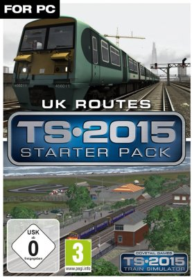South London Network Route Add-On til PC