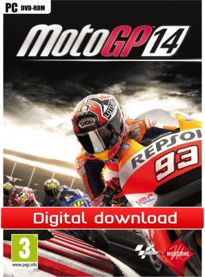 MotoGP14 til PC