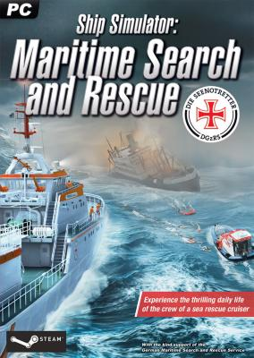 Ship Simulator: Maritime Search and Rescue til PC