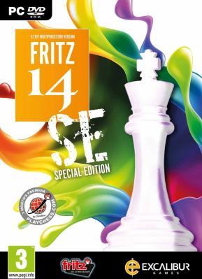 Fritz Chess 14 til PC