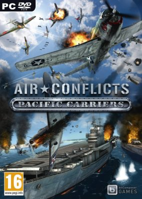 Air Conflicts: Pacific Carriers til PC