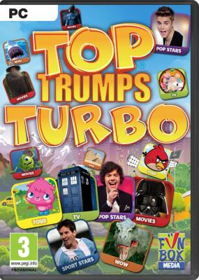 Top Trumps Turbo til PC