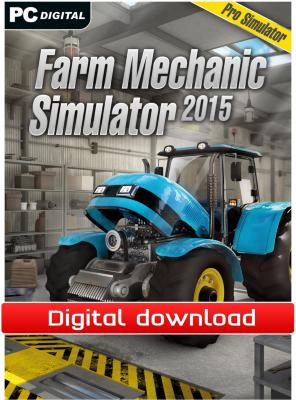 Farm Mechanic Simulator 2015 til PC