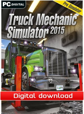 Truck Mechanic Simulator 2015 til PC