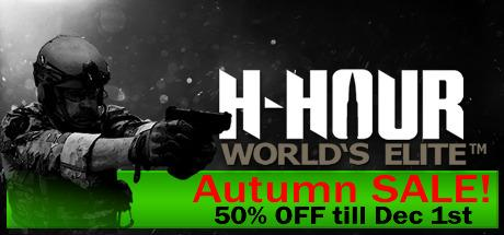 H-Hour: World's Elite til PC