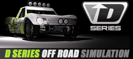 D Series OFF ROAD Racing Simulation til PC