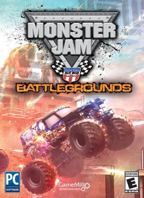 Monster Jam Battlegrounds til PC