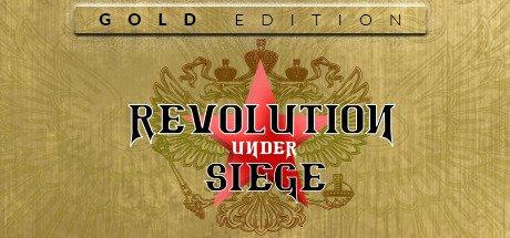 Revolution Under Siege Gold til PC
