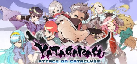 Yatagarasu Attack on Cataclysm til PC