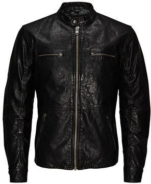 Jack & Jones Biker Regular Fit Skinnjakke