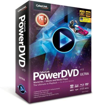 Cyberlink PowerDVD 13 ULTRA