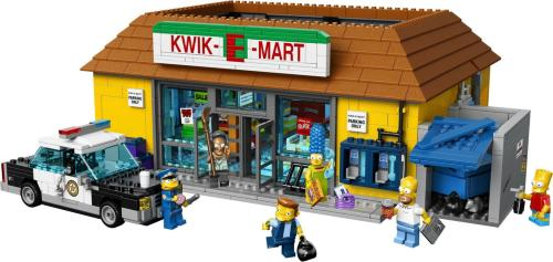 LEGO Exclusive The Simpsons Kwik-E-Mart