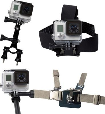 GoPro complete accessories kit
