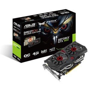 Asus DC2 OC Strix NVIDIA GeForce GTX 960 4GB
