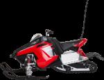 RC Polaris Snowmobile
