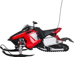 RC Polaris Snowmobile