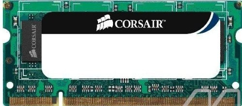 Corsair Value Select SO-DIMM DDR3 PC10600/1333MHz CL9 4GB