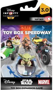Infinity 3.0 Toy Box Speedway
