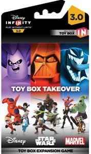 Infinity 3.0 Toy Box Takeover