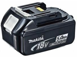 Makita 18V 5,0 Ah batteri