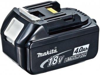 Makita 18V 4,0 Ah batteri
