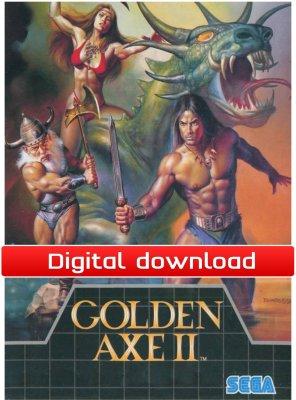 Golden Axe til PC