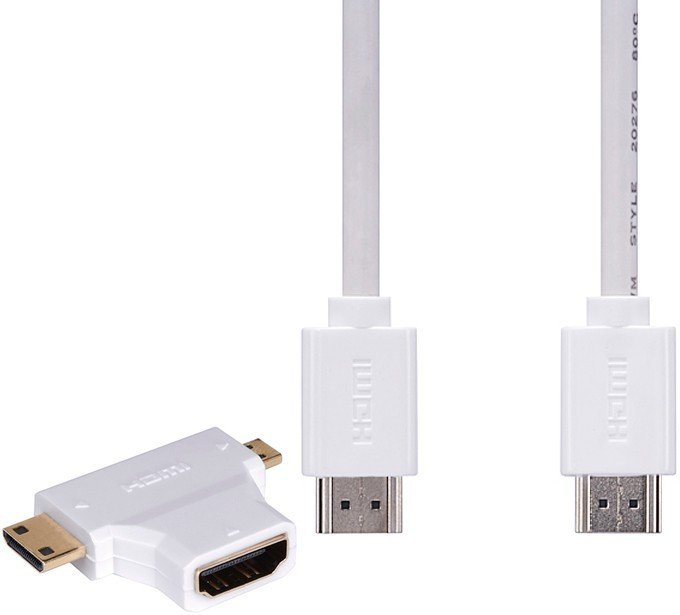 iWantit Mini DisplayPort til HDMI adapter Kabler og