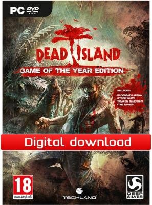 Dead Island Game of the Year til PC
