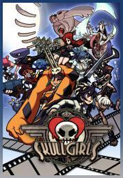Skullgirls til PC