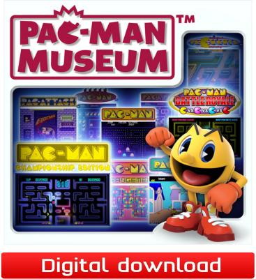 PAC-MAN MUSEUM til PC
