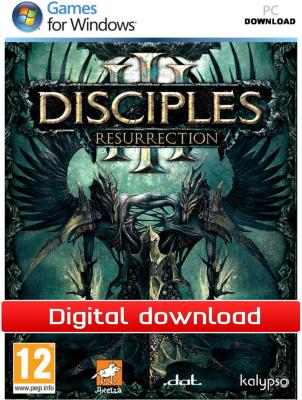 Disciples III: Resurrection til PC
