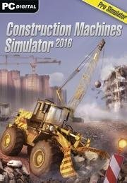 Construction Machines Simulator 2016 til PC