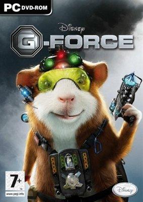 Disney G-Force til PC