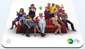 SteelSeries QcK Sim 4 Edition