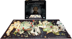 Game of Thrones 3D-puslespill