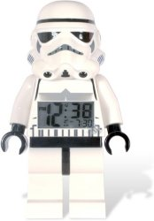 LEGO Storm Trooper Clock