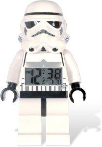LEGO Storm Trooper Clock