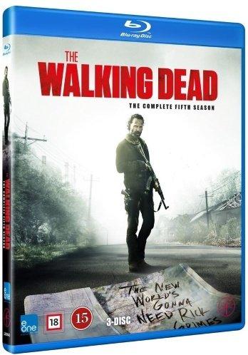 AMC The Walking Dead - sesong 5