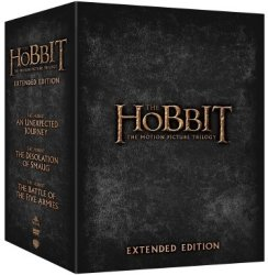 Nordisk Film Hobbiten Trilogien (Extended Edition)
