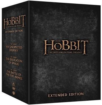 Hobbiten Trilogien (Extended Edition)