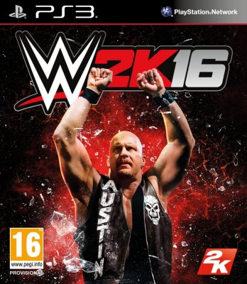 WWE 2K16 til PlayStation 3