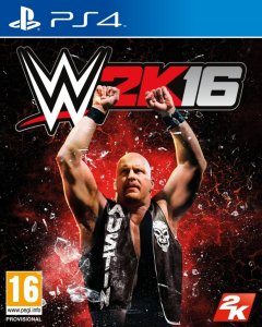 WWE 2K16 til Playstation 4